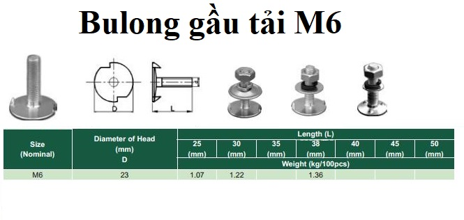bulong m6